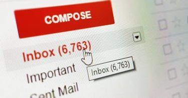 Des exemples de Cold emailing